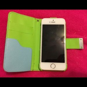 Handbags - *FREE*  Wallet Case for iPhone SE, 5S, & 5
